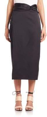 3.1 Phillip Lim Knotted Waist Skirt