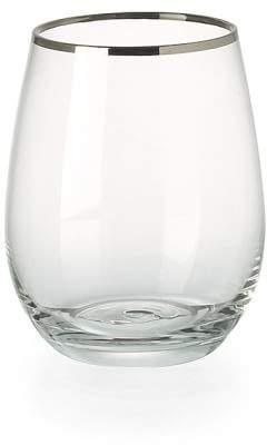 west elm Stemless Wine Glass - Set of 4