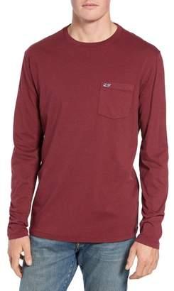 Vineyard Vines Overdye Heather T-Shirt