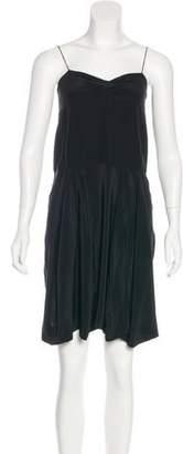 Stella McCartney Silk Sleeveless Dress