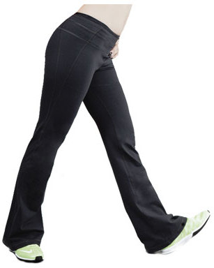 Bliss Style firm los angeles absolute shaping bootcut pant