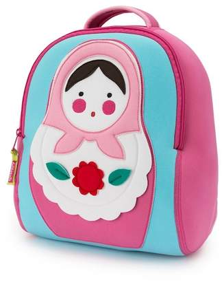 Dabbawalla Bags Russian Doll Backpack