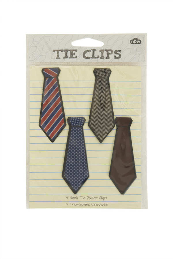 Topshop Tie Clips