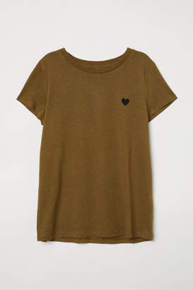 H&M T-shirt - Green