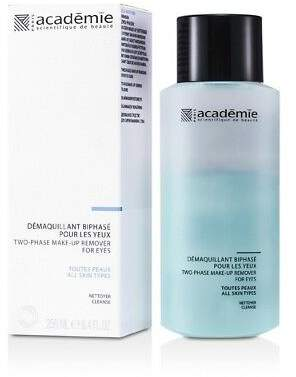 Academie NEW Hypo-Sensible Two Phase MakeUp Remover For Eyes 250ml Womens Skin