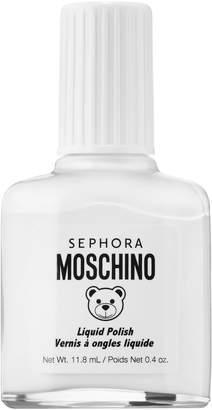 Moschino Sephora Collection SEPHORA COLLECTION + SEPHORA Liquid Polish