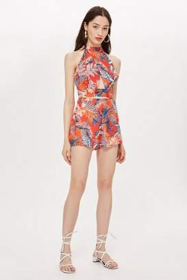 Love **Floral High Waist Stella Shorts by