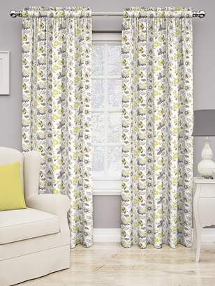 Waverly Traditions by Set in Spring Rod Pocket Curtain Panel