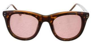 Steven Alan Amber Tinted Sunglasses