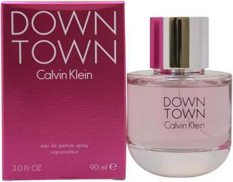 Calvin Klein Down Town Women's 3Oz Eau De Parfum Spray