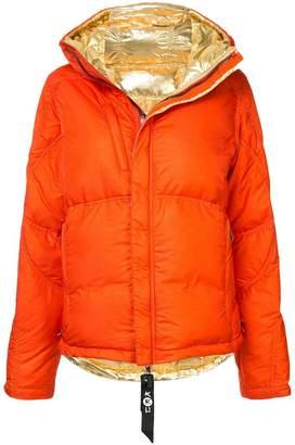 Kru reversible puffer jacket
