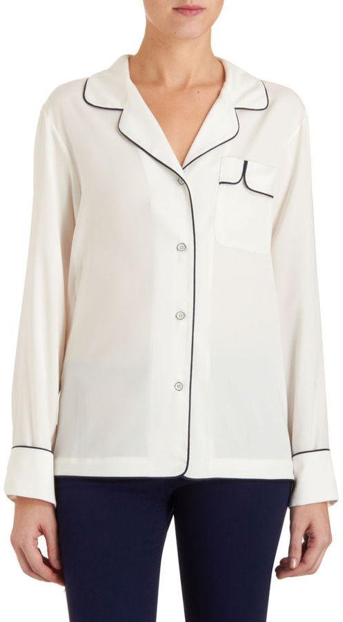 Rag & Bone Pajama Blouse