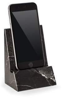Bey-Berk Marble Phone Holder