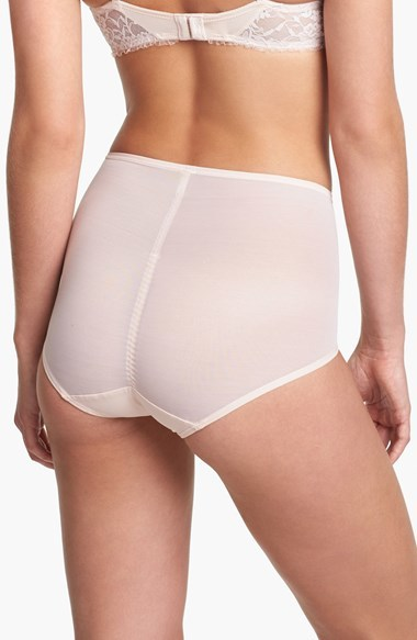 DKNY 'Underslimmers Signature Lace' Shaping Briefs (Online Only)
