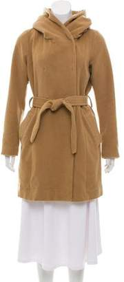 Gerard Darel Wool-Blend Short Coat