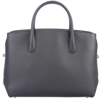 Christian Dior Leather Bar Handle Bag