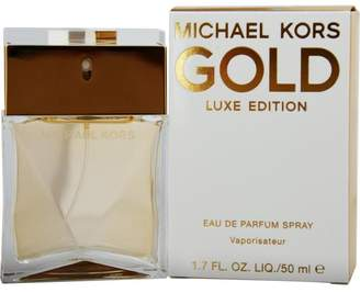 Gold Luxe Edition Eau de Parfum Spray by Michael Kors for Women - 1.7 oz.