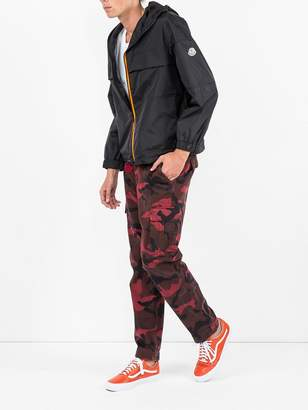 Valentino Camouflage cargo pants
