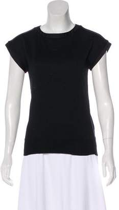 Givenchy Sleeveless Knit Top