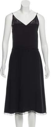 Prada Silk Slip Dress