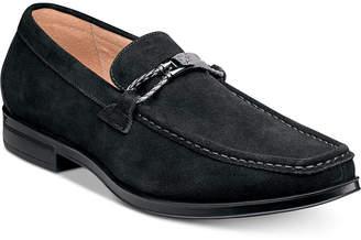 Stacy Adams Men's Neville Moc-Toe Slip-On Loafers Men's Shoes