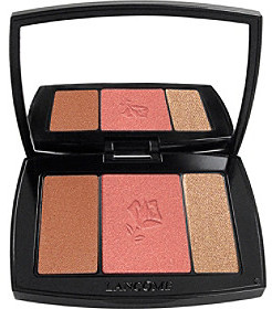 Lancôme Blush Subtil Palette Face Sculpting & Illuminating All-In-One Contour, Blush and Highlighter