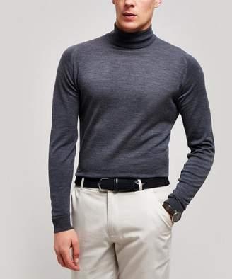 Cherwell Merino Wool Roll-Neck Jumper