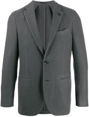 Lardini single breasted jacket