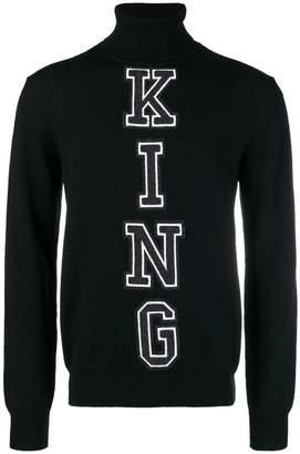 Dolce & Gabbana King turtleneck sweater