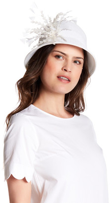 August Hat Iris Cloche $78 thestylecure.com