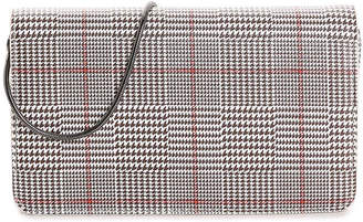 Urban Expressions Houndstooth Crossbody Bag - Women's