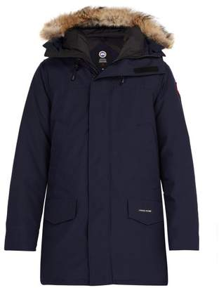 Canada Goose - Langford Hooded Down Filled Parka - Mens - Blue