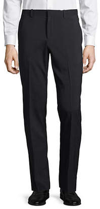 Perry Ellis Slim Check Dress Pants