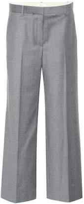 The Row Ina wide-leg wool pants
