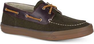 Sperry Bahama 2-Eye Wool Boat Shoes Men's Shoes