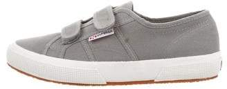 Superga Canvas Slip-On Sneakers