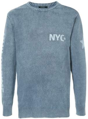 GUILD PRIME NYC knitted jumper
