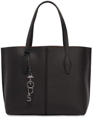 Tod's Medium Leather Tote Bag