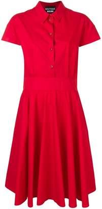 Moschino structured shirt dress