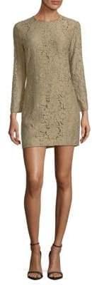 MSGM Lace Sheath Dress