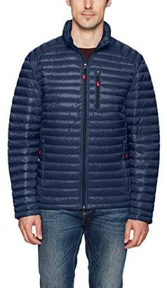 Nautica Men's Down Packable Puffer Jacket
