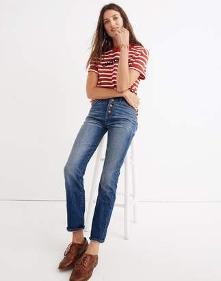 Madewell The Perfect Vintage Jean: Comfort Stretch Edition