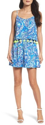 Women's Lilly Pulitzer Ramona Crop Tank & Shorts Set $178 thestylecure.com