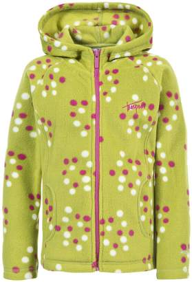 Trespass Childrens Girls Luella Hooded Fleece Jacket