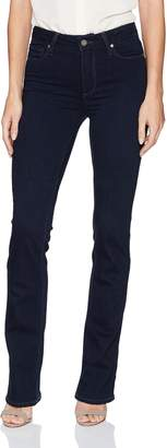 Paige Women's High Rise Manhattan Boot Jeans