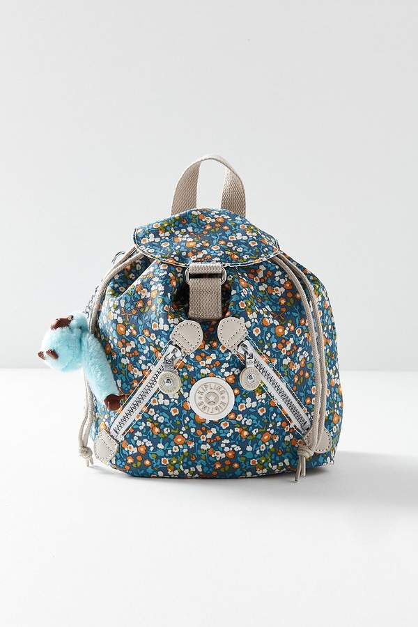 Kipling X UO Fundamental Mini Floral Backpack - MULTI - STYLE