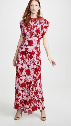 Philosophy di Lorenzo Serafini Floral Gown