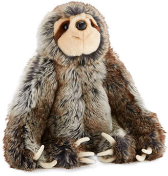 Sylvie Douglas Plush Sitting Sloth, 14""