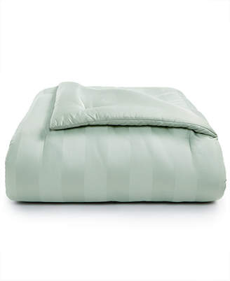 Charter Club Damask Twin Reversible Comforter, 100% Supima Cotton 550 Thread Count, Created for Macy's Bedding