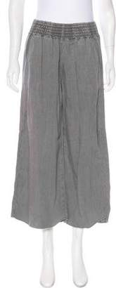 Mother High-Rise Gaucho Pants